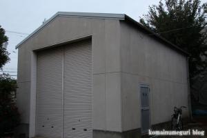 安田神社(鶴見区安田)8