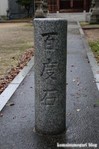 安田神社(鶴見区安田)2