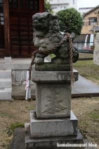 安田神社(鶴見区安田)9