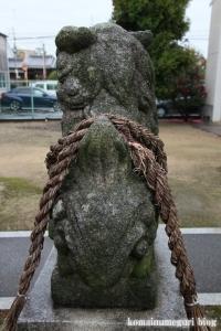 安田神社(鶴見区安田)12