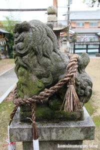 安田神社(鶴見区安田)15