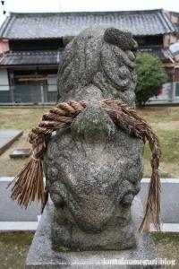 安田神社(鶴見区安田)16