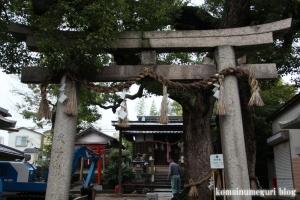 大宮神社(鶴見区茨田大宮)2