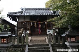 大宮神社(鶴見区茨田大宮)6