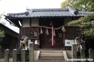 大宮神社(鶴見区茨田大宮)8
