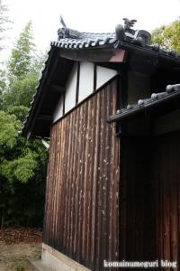大宮神社(鶴見区茨田大宮)9