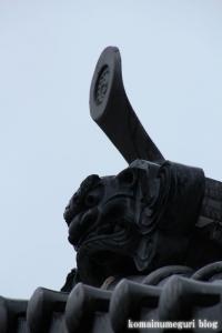 大宮神社(鶴見区茨田大宮)10