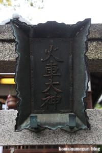 大宮神社(鶴見区茨田大宮)13