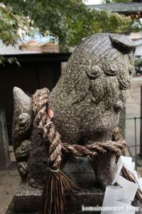 大宮神社(鶴見区茨田大宮)17