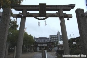 古宮神社(鶴見区浜)14