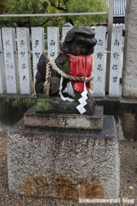 古宮神社(鶴見区浜)8