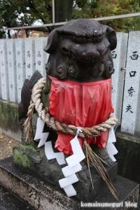 古宮神社(鶴見区浜)9