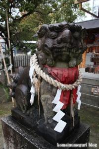 古宮神社(鶴見区浜)30