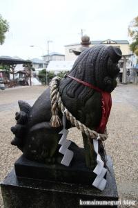 古宮神社(鶴見区浜)27