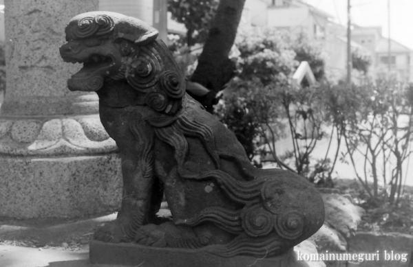 久伊豆神社(越谷市越谷)9