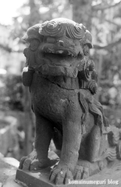 久伊豆神社(越谷市越谷)10