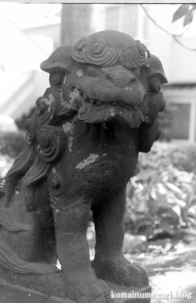 久伊豆神社(越谷市越谷)12