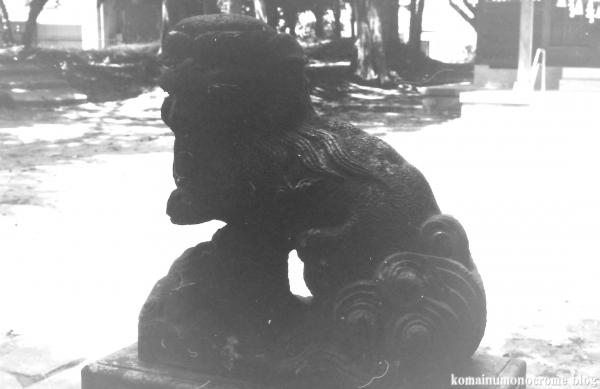 大相模久伊豆神社(越谷市大成町)1