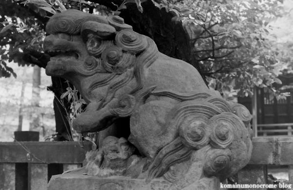 西久保八幡神社(港区虎ノ門)5