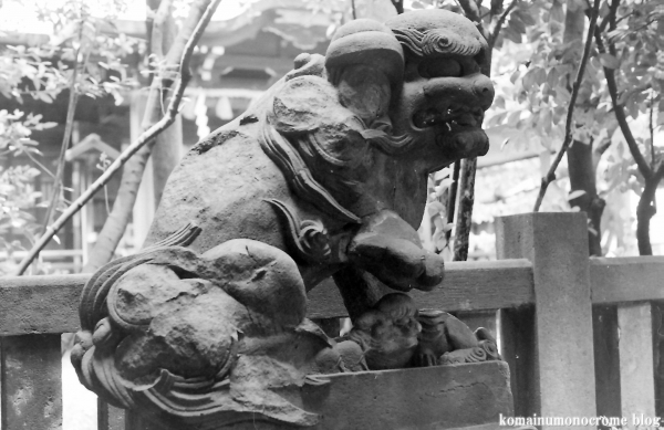 西久保八幡神社(港区虎ノ門)7