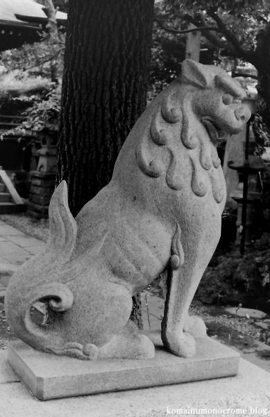 広尾稲荷神社(港区南麻布)3
