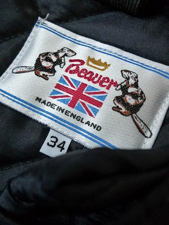 【Beaver】(Beaver of Bolton) Stand Collar Quilted Vest 【ビーバー】スタンドカラーキルティングベスト Made in England (ユニセックス)151030b18.jpg