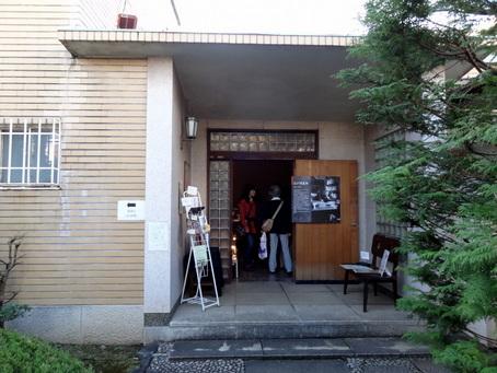 旧江戸川乱歩邸03