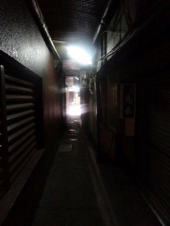 銀座8丁目の路地09
