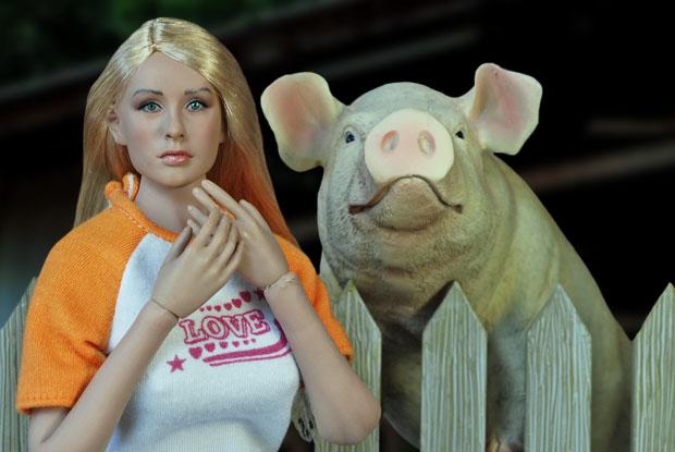 ZYTOYS PIG 12