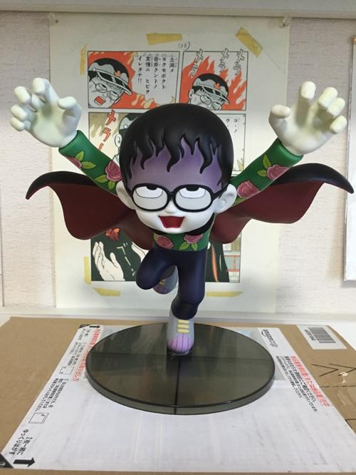魔太郎フィギュア2