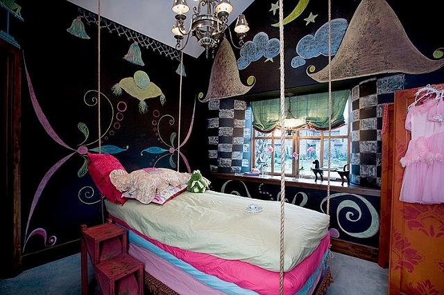 Creative-girls-bedroom-idea-with-chalkboard-walls.jpg