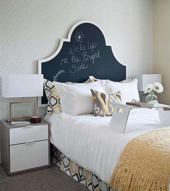 Transitional-bedroom-with-a-chalkboard-paint-headboard.jpg