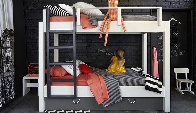 Trendy-contemporary-kids-bedroom-with-bunk-beds-and-chalkboard-walls.jpg