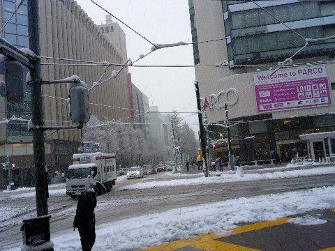 雪の三越前