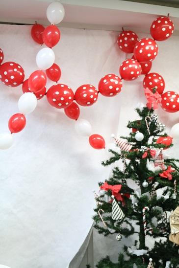 クリスマス会 1