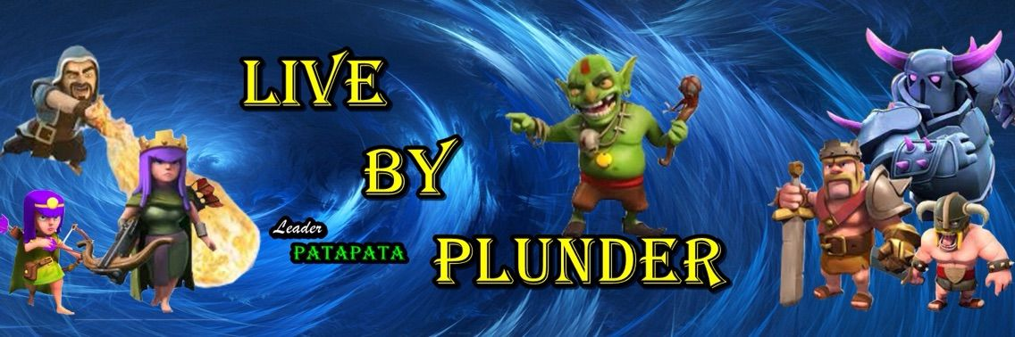 Live by Plunder