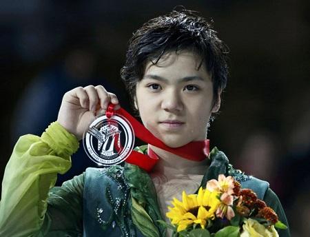 ちびしょーま銀メダル