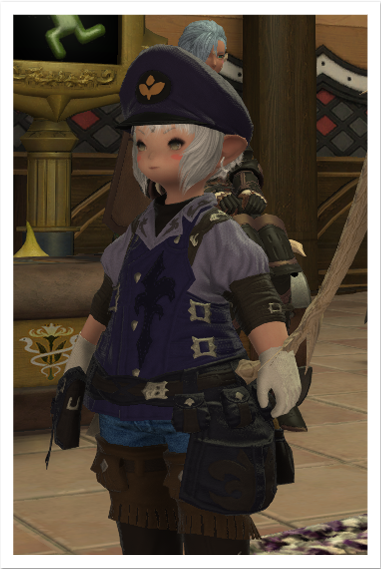 ララフェル警察