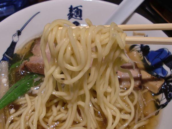武蔵@田町・20151024・麺