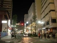 唐そば@渋谷・20151122・交差点