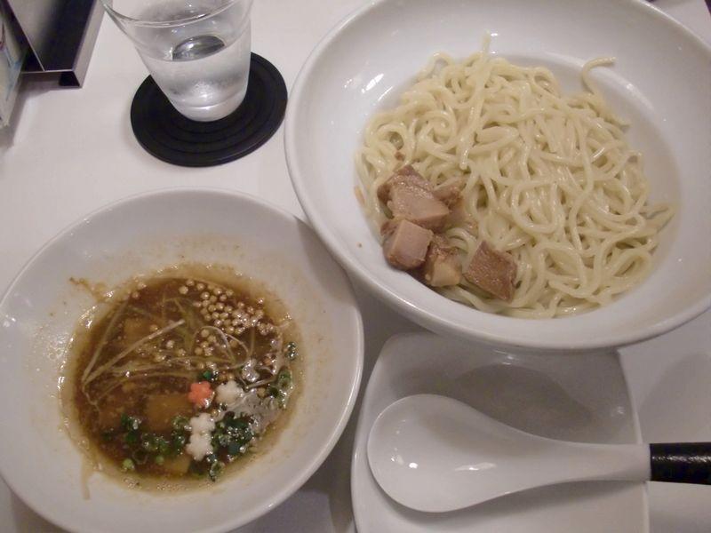 九月堂@渋谷・20151129・つけ麺