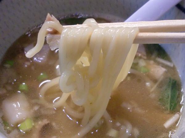 朧月@銀座・20151206・麺