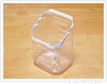 ペットボトルの水03