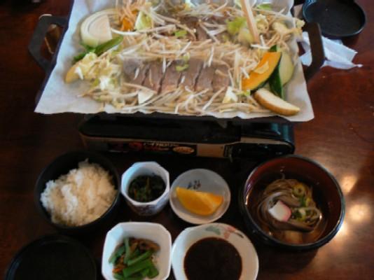 0810牛定食