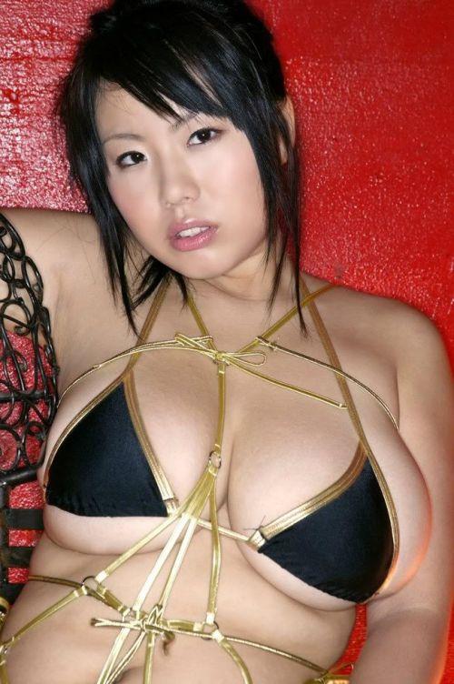 青木りん(あおきりん)ぽっちゃりKカップ爆乳おっぱいAV女優エロ画像 178枚 No.134
