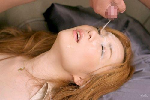 【画像】キレイ目系白ギャルお姉さんの顔にザーメンぶっかけたったwww 31枚 No.14