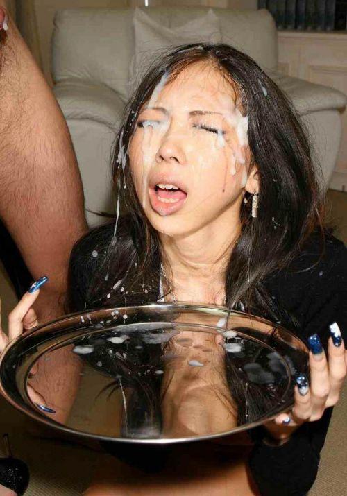【画像】キレイ目系白ギャルお姉さんの顔にザーメンぶっかけたったwww 31枚 No.29