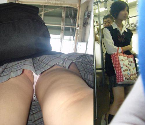 【顔出し画像】清楚系JKの逆さ撮りパンティに興奮する俺氏www 32枚 No.7