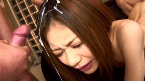 【ぶっかけ画像】髪に射精パックでタンパク質補給とか女子力高すぎwww 33枚 No.3
