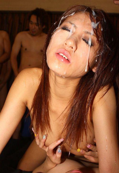 【ぶっかけ画像】髪に射精パックでタンパク質補給とか女子力高すぎwww 33枚 No.22